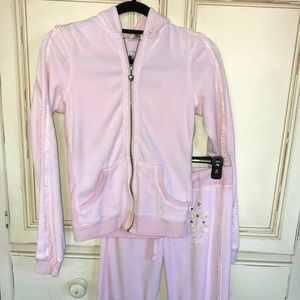 Twisted Heart tracksuit